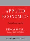 Applied Economics, Second Edition (MP3): Thinking Beyond Stage One
