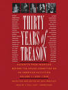 Thirty Years of Treason, Volume 1 (MP3): Excerpts from Hearings Before the House Committee on Un-American Activities,1938–1968