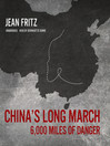 China's Long March (MP3): 6,000 Miles of Danger