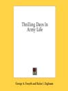 Thrilling Days in Army Life (MP3)