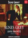 Agnes Grey (MP3)