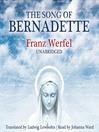 The Song of Bernadette (MP3)
