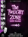 The Twilight Zone Radio Dramas, Volume 13 (MP3)