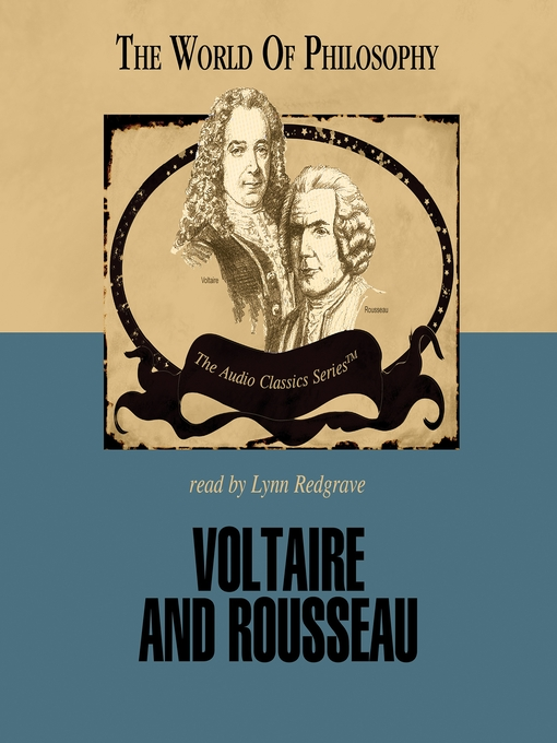 Voltaire and Rousseau (MP3)