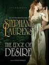 The Edge of Desire (MP3): Bastion Club Series, Book 8