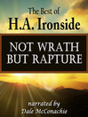 Not Wrath, But Rapture (MP3)