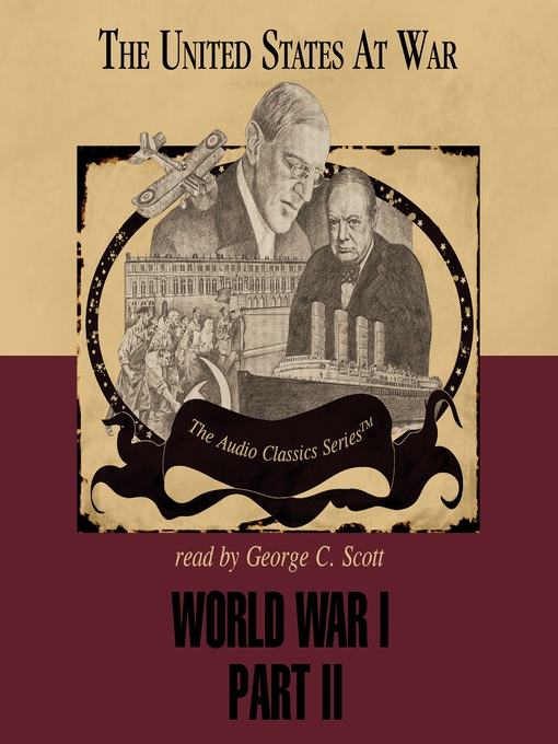World War I, Part II (MP3)