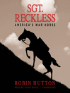 Sgt. Reckless (MP3): America's War Horse