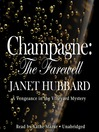 Champagne (MP3): The Farewell; Vengeance in the Vineyard Series, Book 1