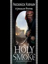 Holy Smoke (MP3): Jerusalem Mystery Series, Book 3