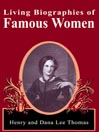 Living Biographies of Famous Women (MP3)