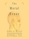 The Moral Sense (MP3)