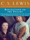 Reflections on the Psalms (MP3)