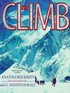 The Climb (MP3): Tragic Ambitions on Everest
