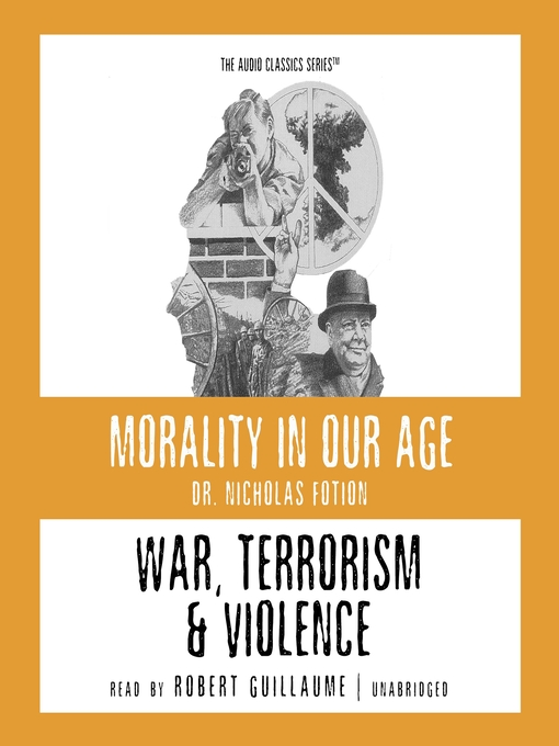 War, Terrorism, & Violence (MP3)