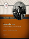 Gunsmoke, Volume 1 (MP3)