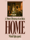 Home (MP3): A Short History of an Idea