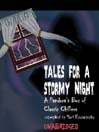 Tales for a Stormy Night (MP3): A Pandora's Box of Classic Chillers