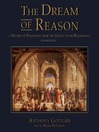 The Dream of Reason (MP3): A History of Philosphy from the Greeks to the Renaissance
