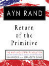 Return of the Primitive (MP3): The Anti-Industrial Revolution