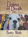 The Llama of Death (MP3): Gunn Zoo Mystery Series, Book 3