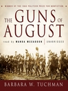 The Guns of August (MP3)