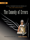 The Comedy of Errors (MP3)