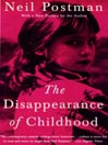 The Disappearance of Childhood (MP3)