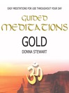 Guided Meditations Gold (MP3)