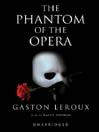 The Phantom of the Opera (MP3)