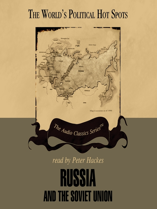 Russia and the Former Soviet Union (MP3)