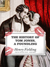 The History of Tom Jones, A Foundling (MP3)