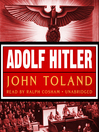 Adolf Hitler (MP3): The Definitive Biography