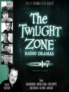 The Twilight Zone Radio Dramas, Volume 17 (MP3)
