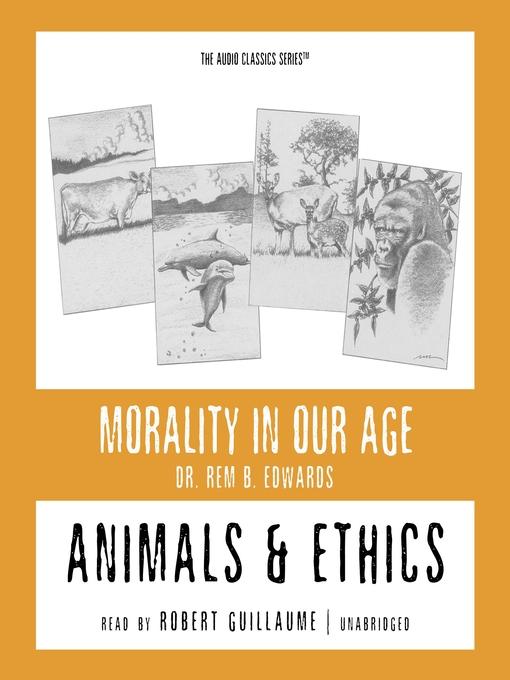 Animals & Ethics (MP3)