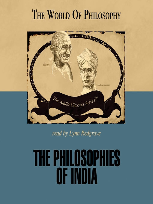 The Philosophies of India (MP3)