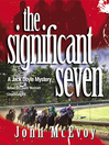 The Significant Seven (MP3): Jack Doyle Mystery Series, Book 1
