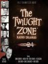 The Twilight Zone Radio Dramas, Volume 24 (MP3)