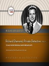 Richard Diamond, Private Detective, Volume 1 (MP3)