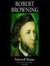 Robert Browning (MP3): Selected Poems