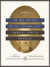 No One Writes to the Colonel, and Other Stories (MP3)
