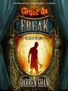 Killers of the Dawn (MP3): Cirque Du Freak: The Saga of Darren Shan Series, Book 9