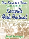 One Song at a Time (MP3): Tales from the Kerrville Folk Festival