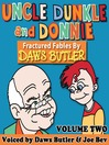 Uncle Dunkle and Donnie 2 (MP3): More Fractured Fables by Daws Butler