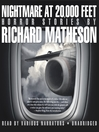 Nightmare at 20,000 Feet (MP3)