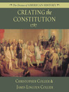 Creating the Constitution (MP3): 1787