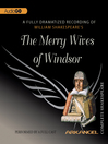 The Merry Wives of Windsor (MP3)