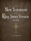The New Testament (MP3): King James Version Audio Bible