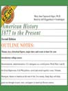 American History, 1877 to the Present, Second Edition (MP3)
