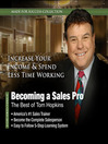 Becoming a Sales Pro (MP3): The Best of Tom Hopkins